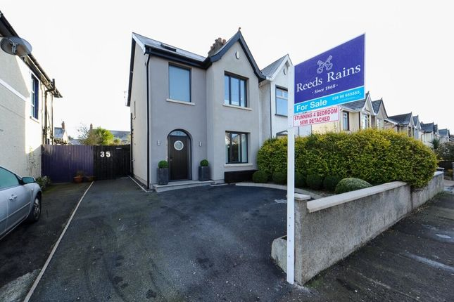 Thumbnail Semi-detached house for sale in Grand Parade, Castlereagh, Belfast