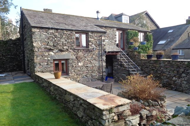 Thumbnail Barn conversion for sale in Griffin Street, Broughton In Furness