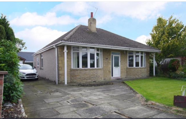 Thumbnail Bungalow to rent in Ennerdale Drive, Bradford