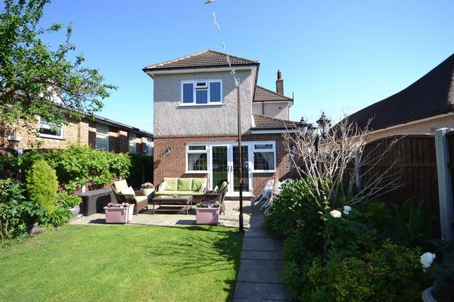 Thumbnail Detached house for sale in Church Road Residential Park Homes, Church Road, Corringham, Stanford-Le-Hope