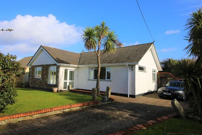 Thumbnail Bungalow for sale in Ashley Road, Shortlanesend, Truro