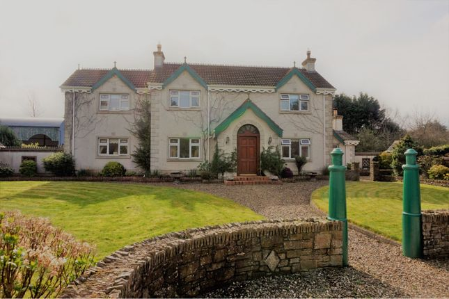 Thumbnail Detached house for sale in 58 Ballykelly Road, Ballykelly, Limavady