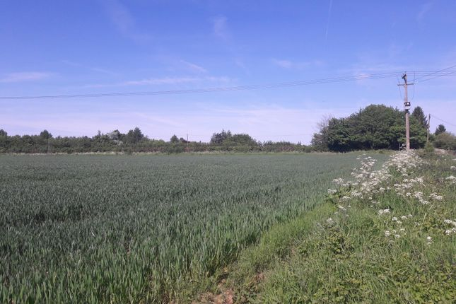 Thumbnail Land for sale in Charlcutt, Calne, Wiltshire