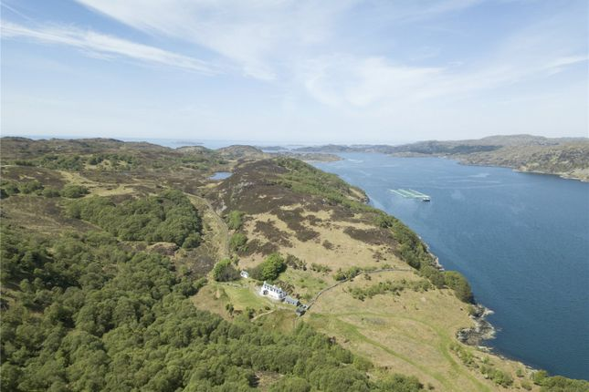Thumbnail Country house for sale in Kylesku, Lairg, Sutherland