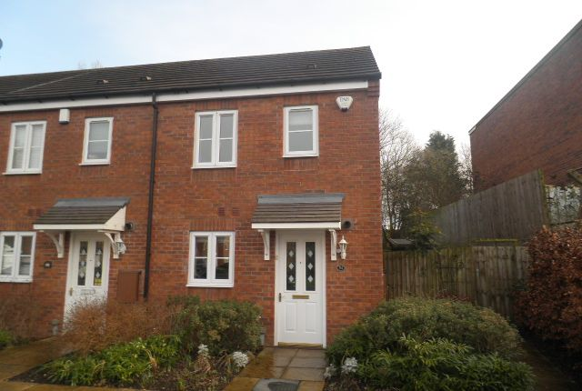 Thumbnail Semi-detached house to rent in Royal Meadow Way, Streetly, Sutton Coldfield
