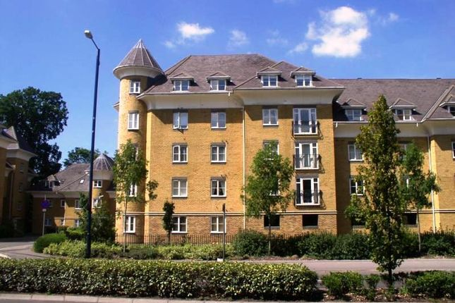 Thumbnail Flat to rent in Century Court, Horsell, Woking