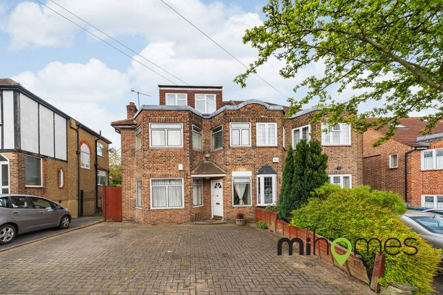 5 bed semi-detached house for sale in Exeter Road, London N14