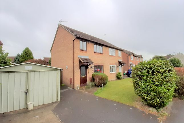 Thumbnail Semi-detached house to rent in Beaufoy Close, Shaftesbury