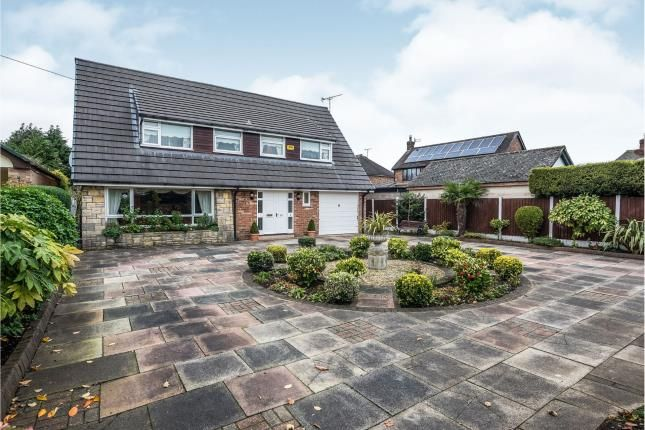 Thumbnail Detached house for sale in Carrs Crescent West, Formby, Liverpool, Merseyside