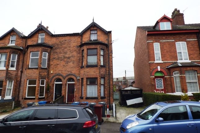 Thumbnail Semi-detached house for sale in Warwick Road, Chorlton, Manchester