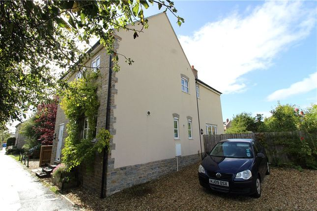 Thumbnail Detached house for sale in South Mill Lane, Bridport