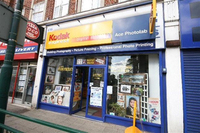 Commercial property for sale in High Street, Yiewsley, West Drayton, Middlesex