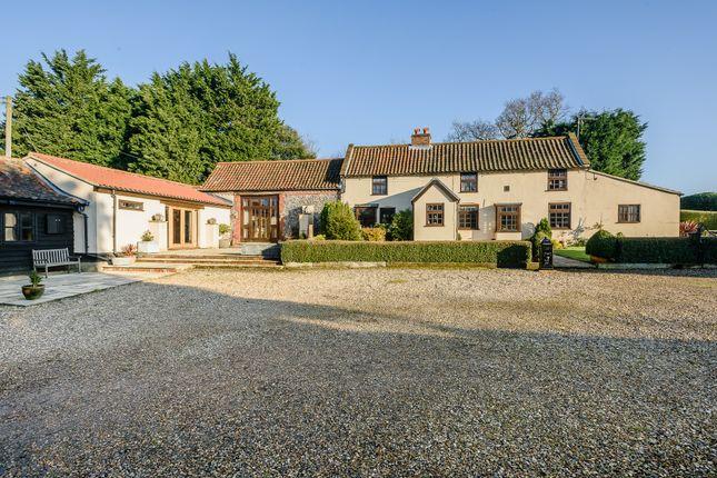 Thumbnail Detached house for sale in Glen Farm Lane, Metton, Norwich