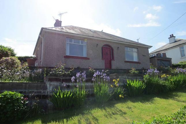 Thumbnail Detached bungalow for sale in The Haven, Wilton Dean, Hawick
