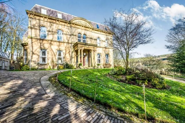 Thumbnail Flat for sale in Broadfold Hall, Luddenden, Halifax