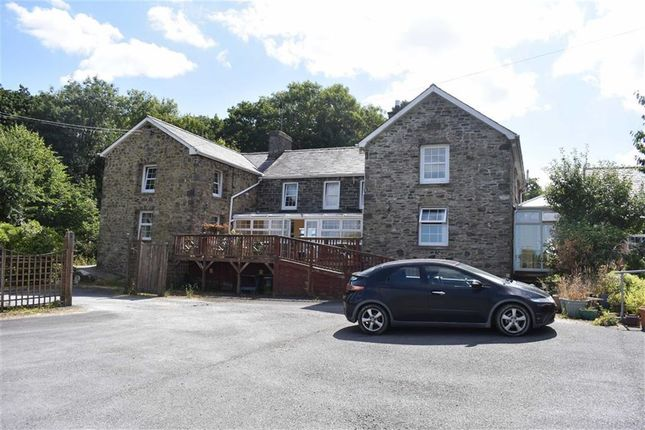 Thumbnail Farm for sale in Parcyrhos, Cwmann, Lampeter