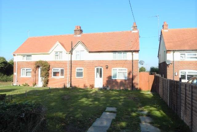 Thumbnail Semi-detached house to rent in Harwich Road, Wrabness