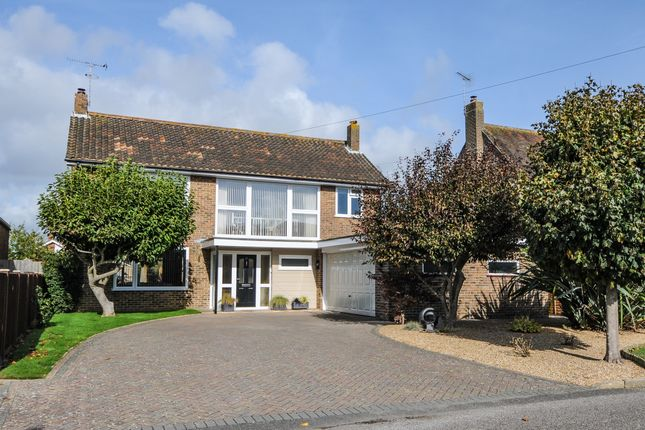 Thumbnail Detached house for sale in Broomcroft Road, Felpham