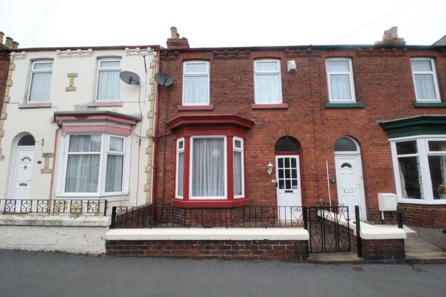 Thumbnail Terraced house to rent in Rosebery Avenue, Scarborough