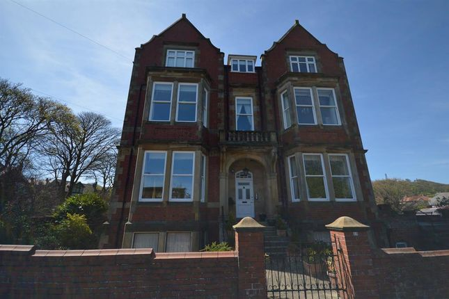 Thumbnail Flat for sale in Holbeck Hill, Scarborough