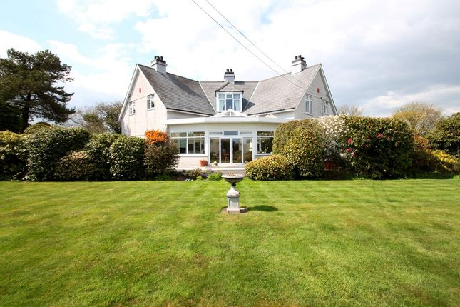 Thumbnail Detached house for sale in Glenholt Road, Plymouth