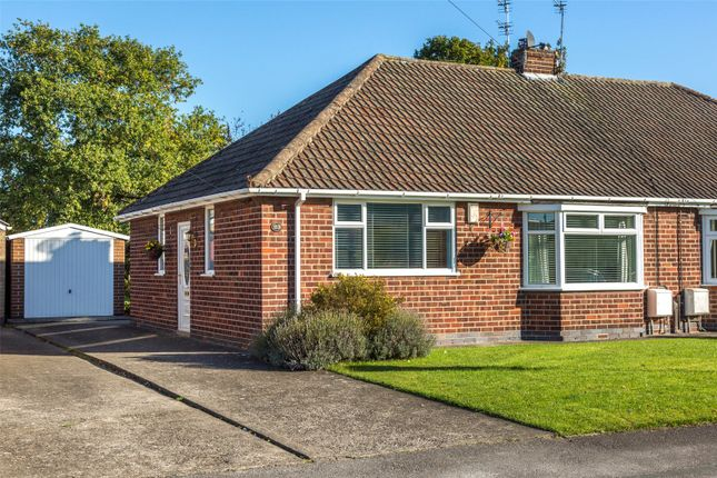 Thumbnail Semi-detached bungalow for sale in Keith Avenue, Huntington, York