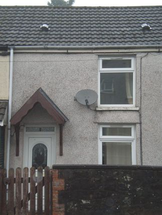 Thumbnail Terraced house to rent in Merthyr Road, Llwydcoed, Aberdare