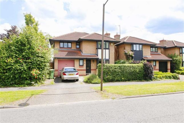 Thumbnail Detached house for sale in Isaacson Drive, Wavendon Gate, Milton Keynes, Bucks