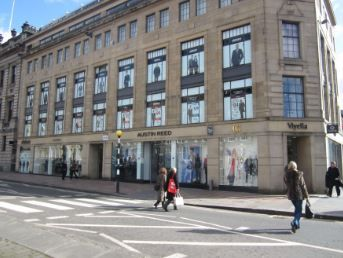 Thumbnail Retail premises to let in George Street, Edinburgh