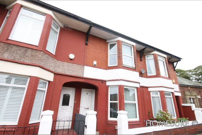 Thumbnail Terraced house for sale in Sefton Avenue, Liverpool