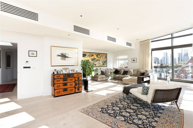 3 bed flat for sale in The Penthouse, Regency Apartments, London SW1P