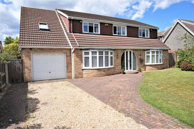 Thumbnail Detached house for sale in Caistor Road, Laceby