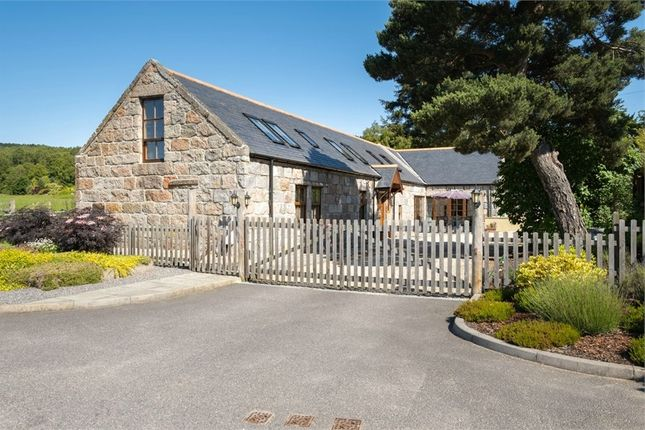 Thumbnail Detached house for sale in Heugh-Head Mill, Aboyne, Aberdeenshire