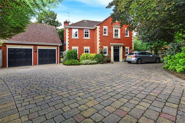 Thumbnail Detached house for sale in Becketts Close, Bexley, Kent