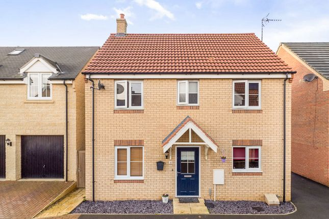 Thumbnail Detached house for sale in Racecourse Road, Barleythorpe, Oakham
