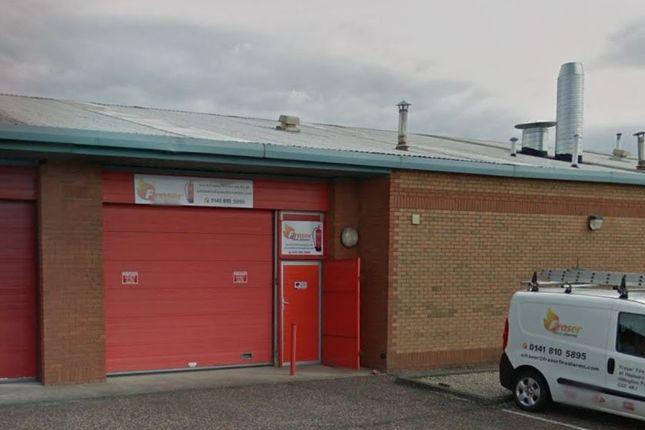 Thumbnail Industrial to let in 41 Hepburn Road, Hillington Park, Glasgow