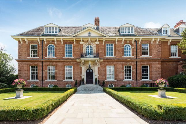 Thumbnail Property for sale in The Mansion, Balls Park, Hertford