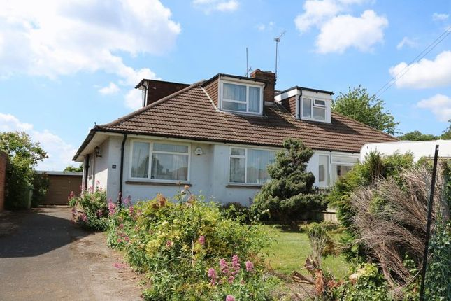 Thumbnail Semi-detached bungalow for sale in Wood Lane Close, Flackwell Heath, High Wycombe