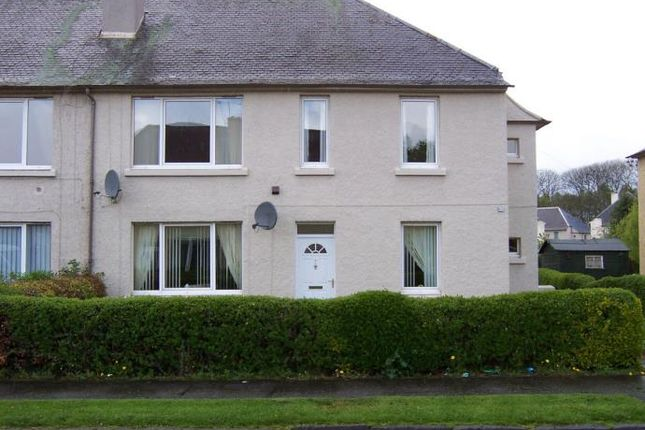 Thumbnail Flat to rent in Mitchell Crescent, Alloa