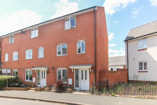 4 bed end terrace house for sale in Prince Rupert Drive, Buckingham Park, Aylesbury HP19