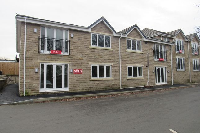 Thumbnail Flat to rent in Lafford Lane, Upholland, Skelmersdale