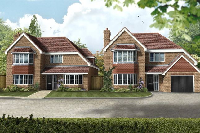 Thumbnail Land for sale in Mill Lane, Blue Bell Hill, Chatham, Kent