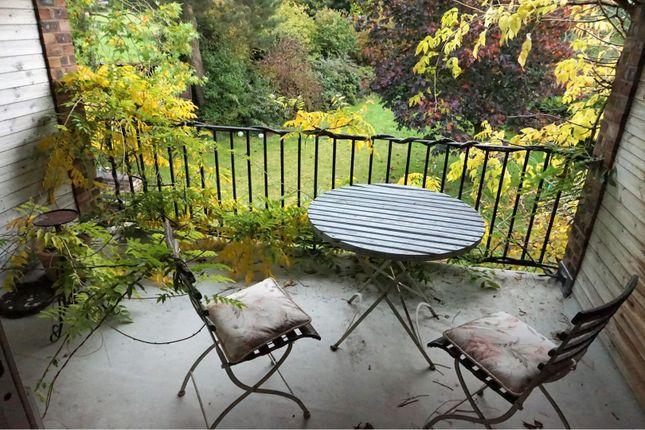 Balcony of Horsemans Green, Whitchurch SY13