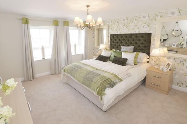 "Bedroom 1 of ""Alnwick"" at ""Alnwick"" At Rykneld Road, Littleover, Derby DE23"