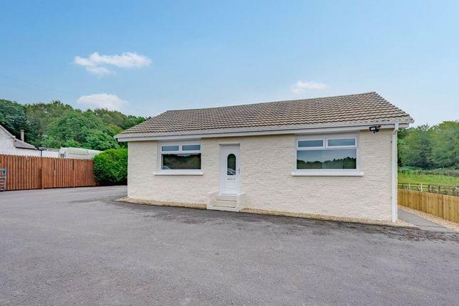 Thumbnail Bungalow for sale in 1D Burnside Bungalow, Coylton