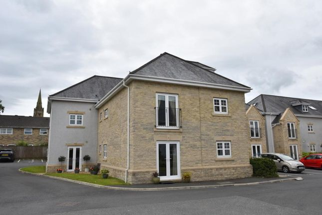 Thumbnail Flat for sale in Spring Meadow, Clitheroe