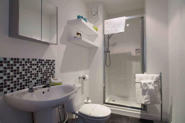 Shower Room of Thistle Street, Aberdeen AB10