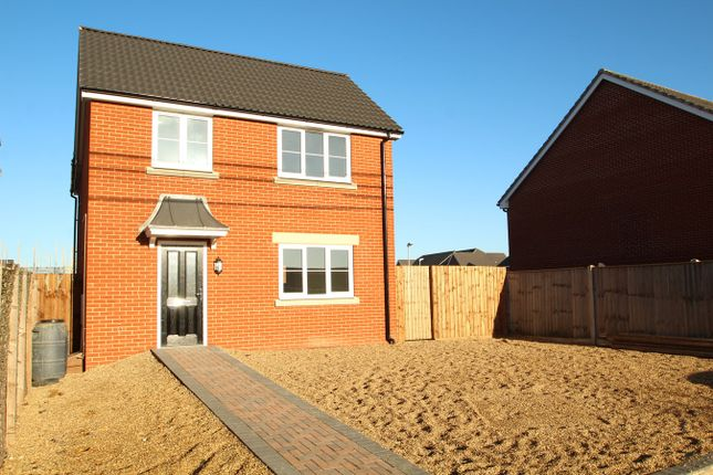 Thumbnail Detached house for sale in Chapel Lane, Great Blakenham, Ipswich