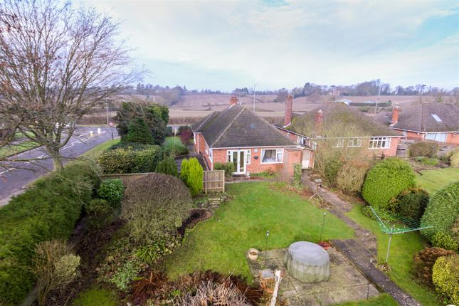 Thumbnail Detached bungalow for sale in Telford Avenue, Leamington Spa