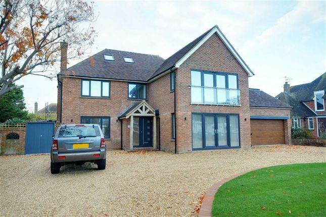 Thumbnail Detached house for sale in Sea Lane, Goring By Sea, West Sussex
